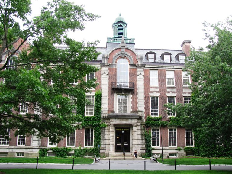 Seelye Hall at Smith College