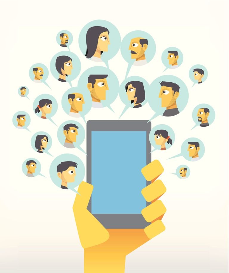 Mobile contacts