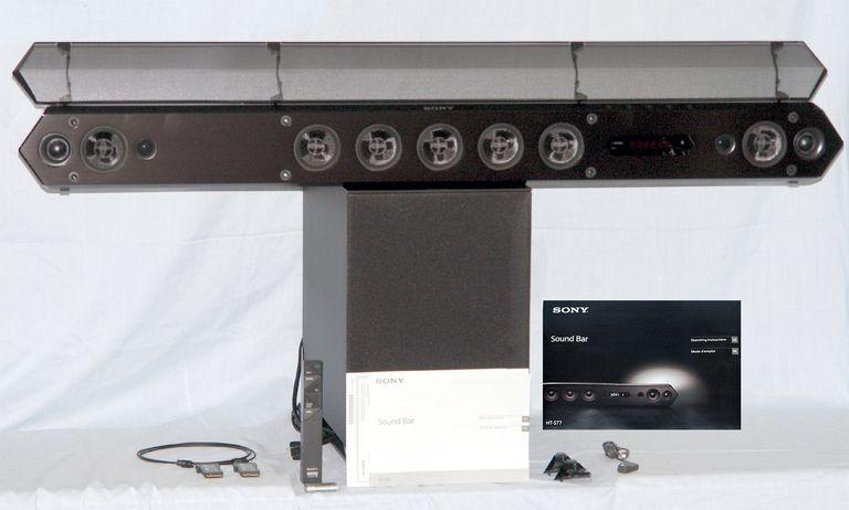 Sony HT-ST7 Sound Bar - Wireless Subwoofer System