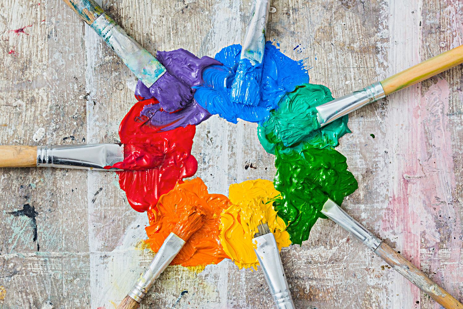 Colors Directly Opposite Color Wheel a beginner's guide to contrasting colors