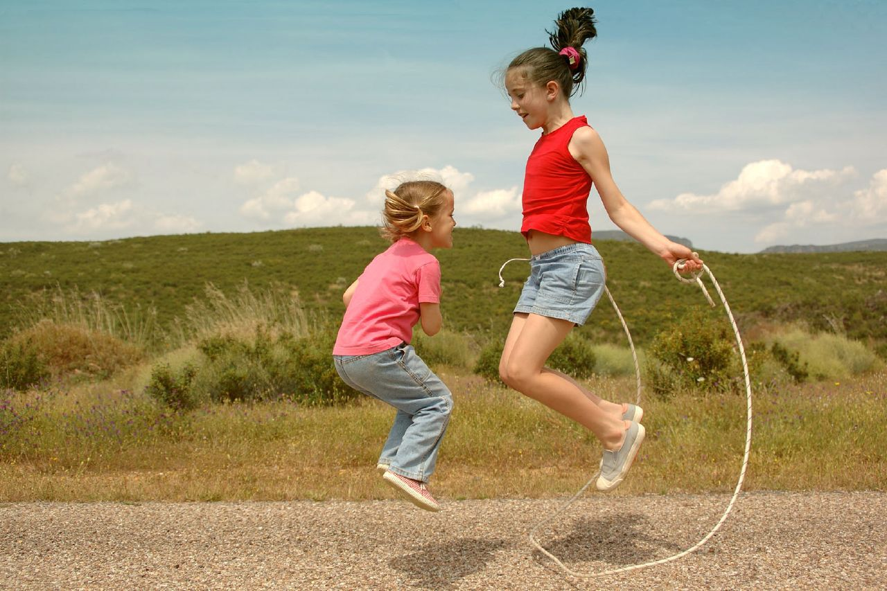 Old-Fashioned Jump Rope Rhymes
