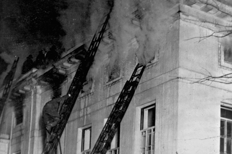 12 facts about the white house did you know for Facts about house fires