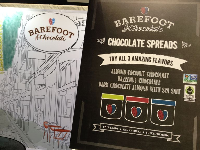 Barefoot Chocolate Spreads