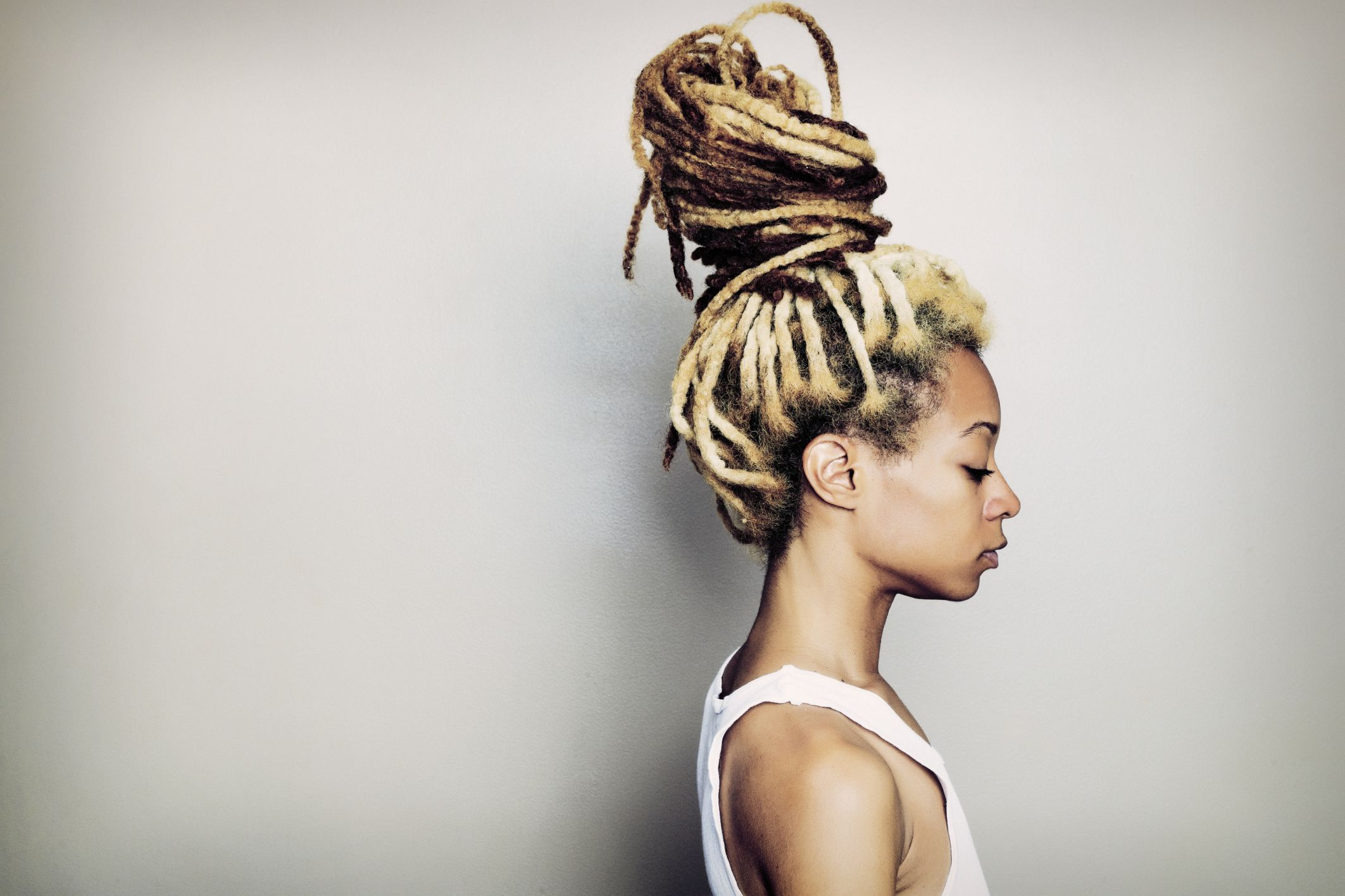 Dealing with the 5 stages of loc hair a brief look into locs or locks for black hair nvjuhfo Images