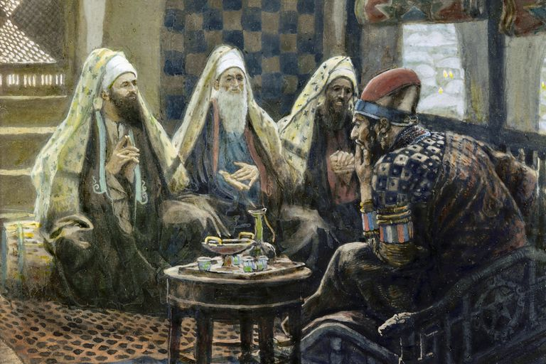 Three Kings Who Were These Wise Men From The East