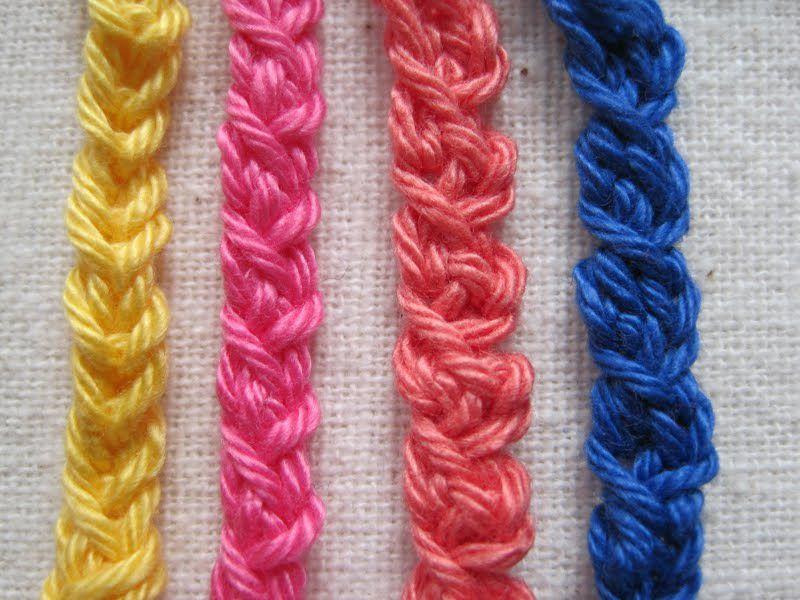 Crochet Braid Trim