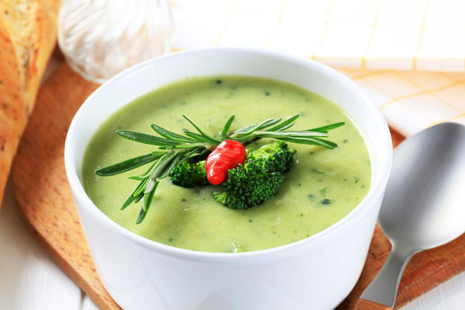 Image result for Broccoli Soup Recipe