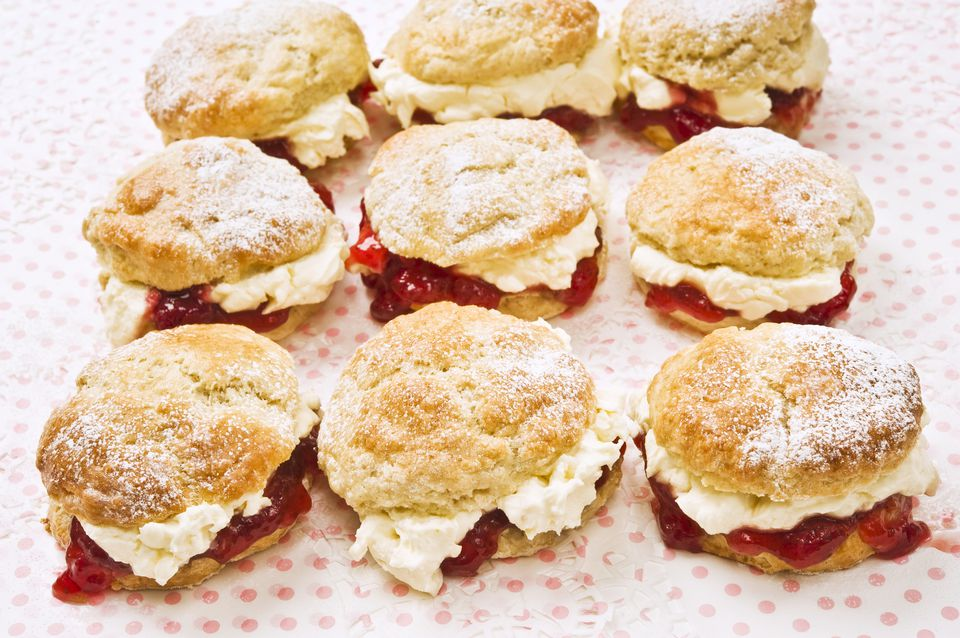 Recipes For A Complete Afternoon Tea Menu