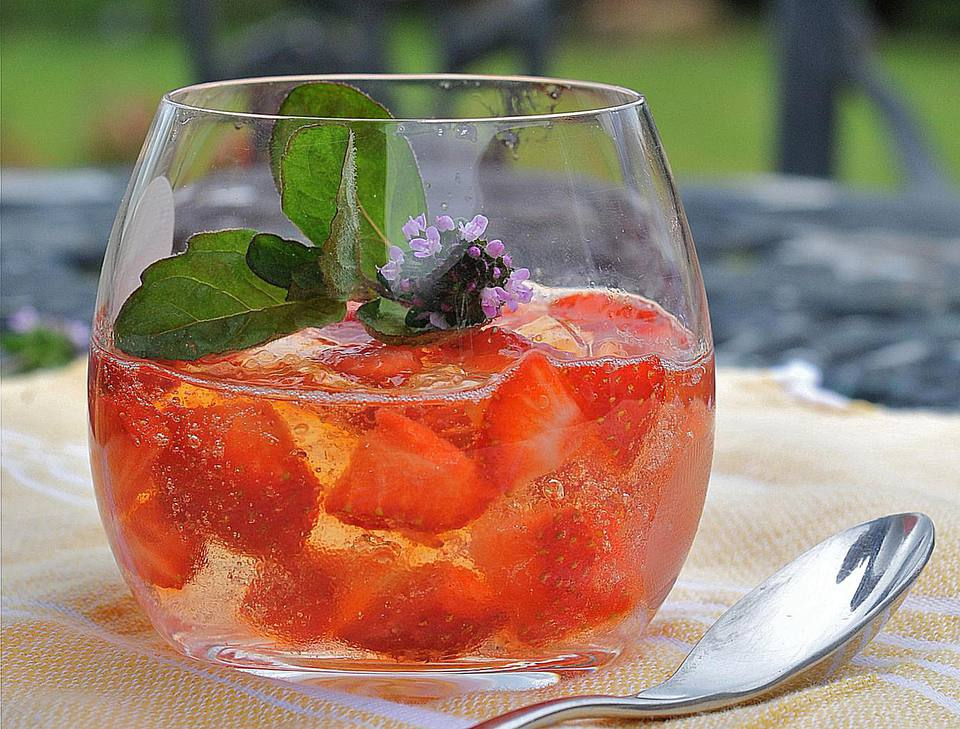 Pimms-Jelly