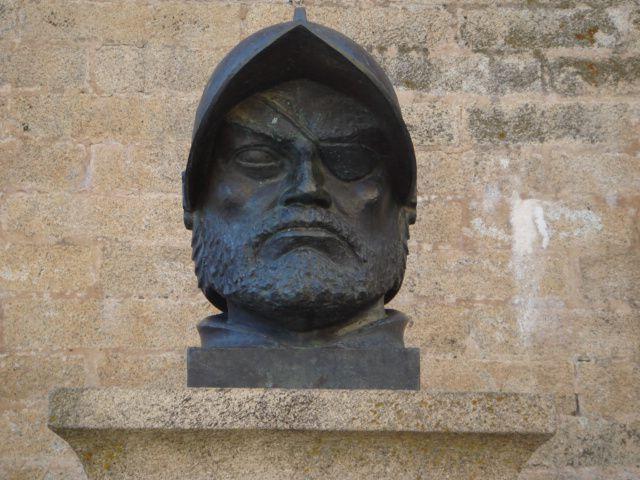 Francisco de Orellana en Trujillo (Cáceres)