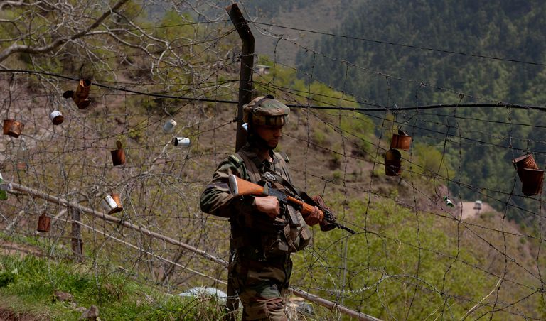 India Blames Pakistan For Ceasefire Violation In Kashmir