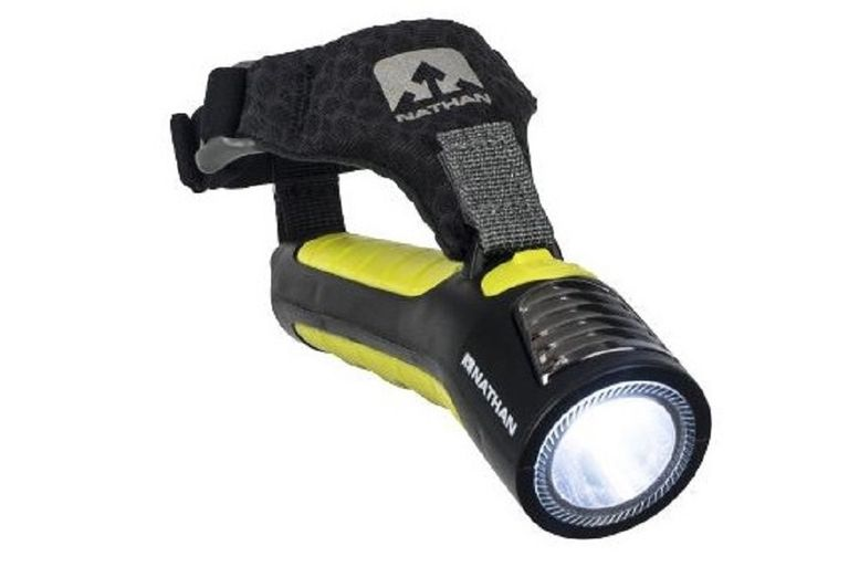 Nathan Zephyr Fire Runner's Flashlight