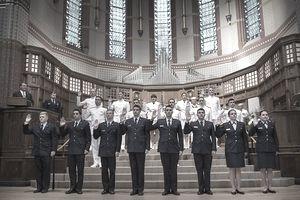 Army ROTC graduates