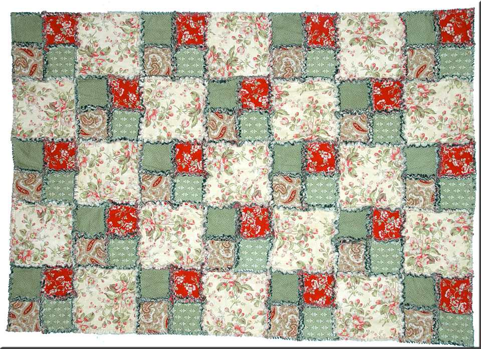 Free Rag Quilt Patterns To Help You Make Cuddly Quilts