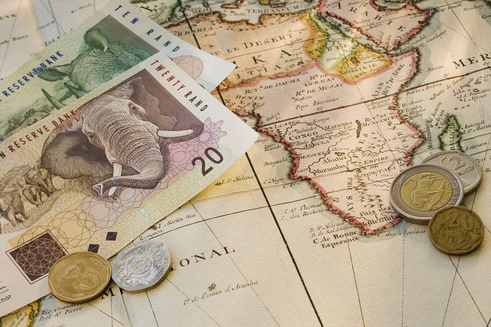 Tipping in Africa South African Currency
