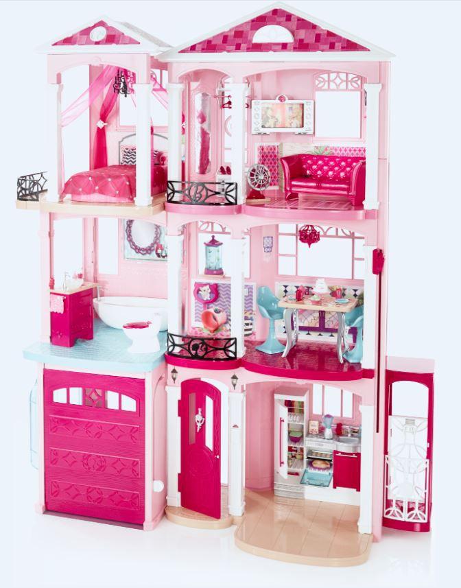 New Barbie Dreamhouse 2015