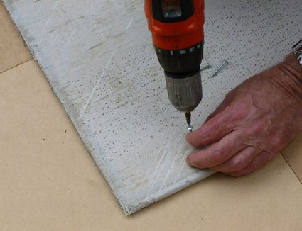 What Cement Backer Board Is And How To Use It