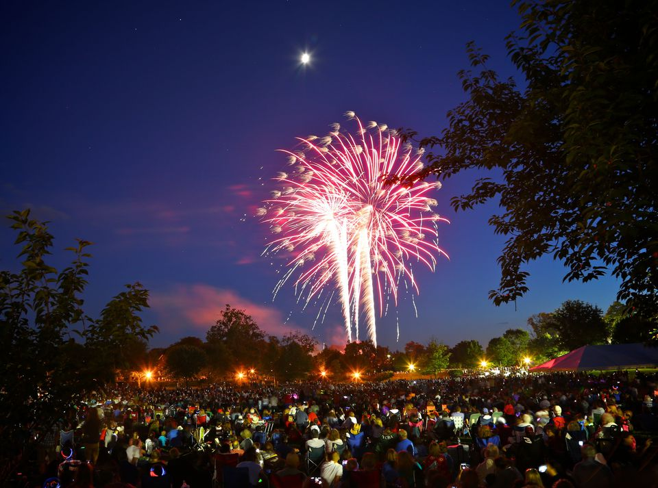 Fredeick Fireworks