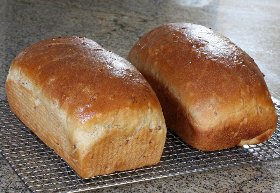how to make one loaf of bread