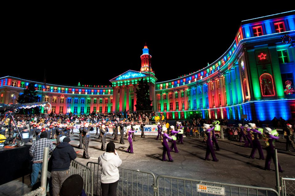 Top 10 Christmas Events in Denver