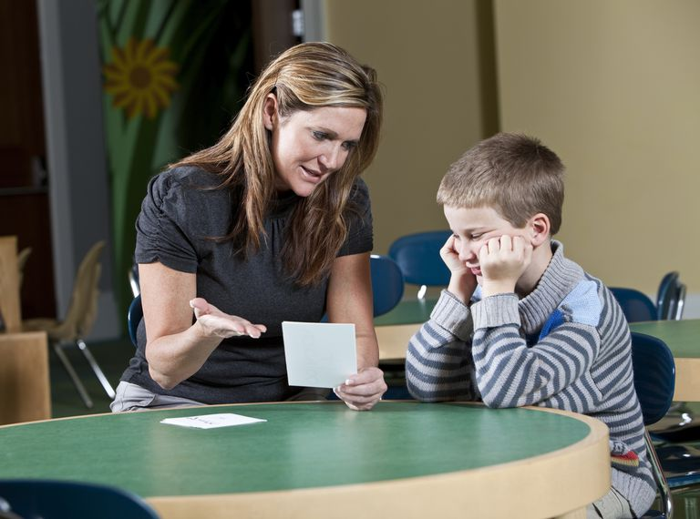 Flash cards to build fluency