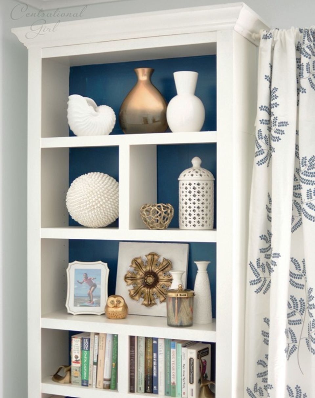 Bookshelf ideas 25 diy bookcase makeovers for Homemade bookcase ideas