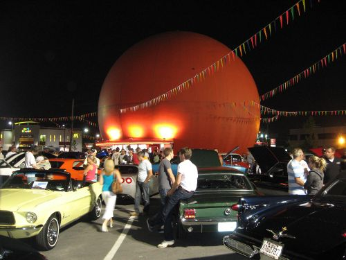 orange julep gibeau montreal cars