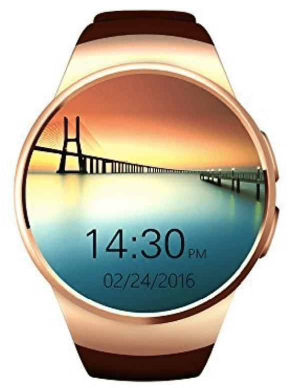 Smart Touch Bluetooth Smartwatch KW18