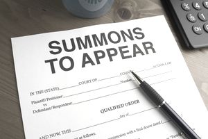 Summons for Business