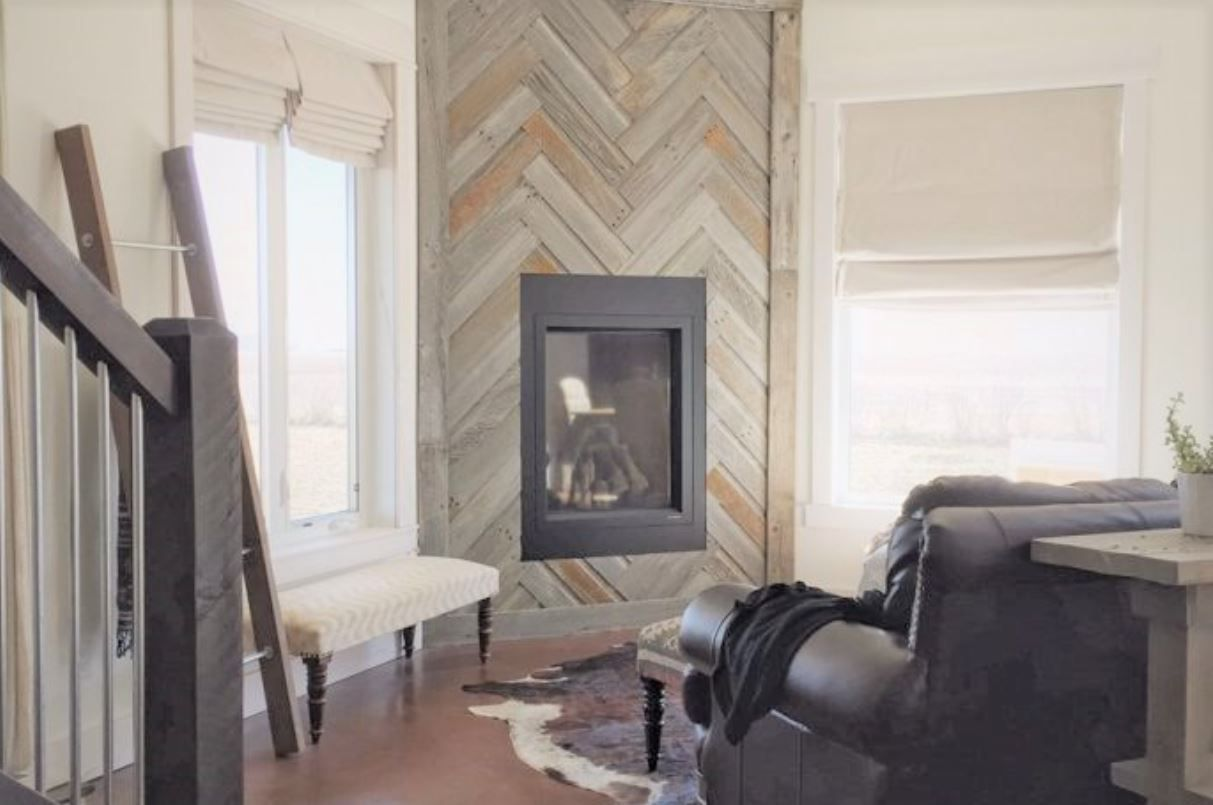 fireplace loving barnwood ideas decor stone and wood nature flower vases