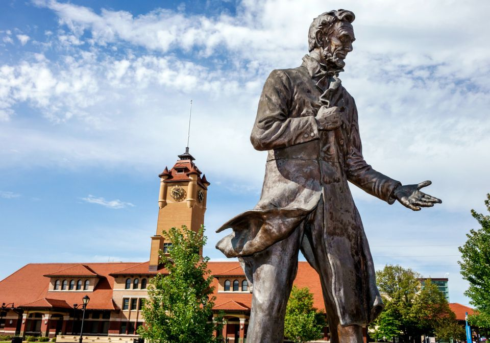 Abraham Lincoln Sites in Springfield Illinois