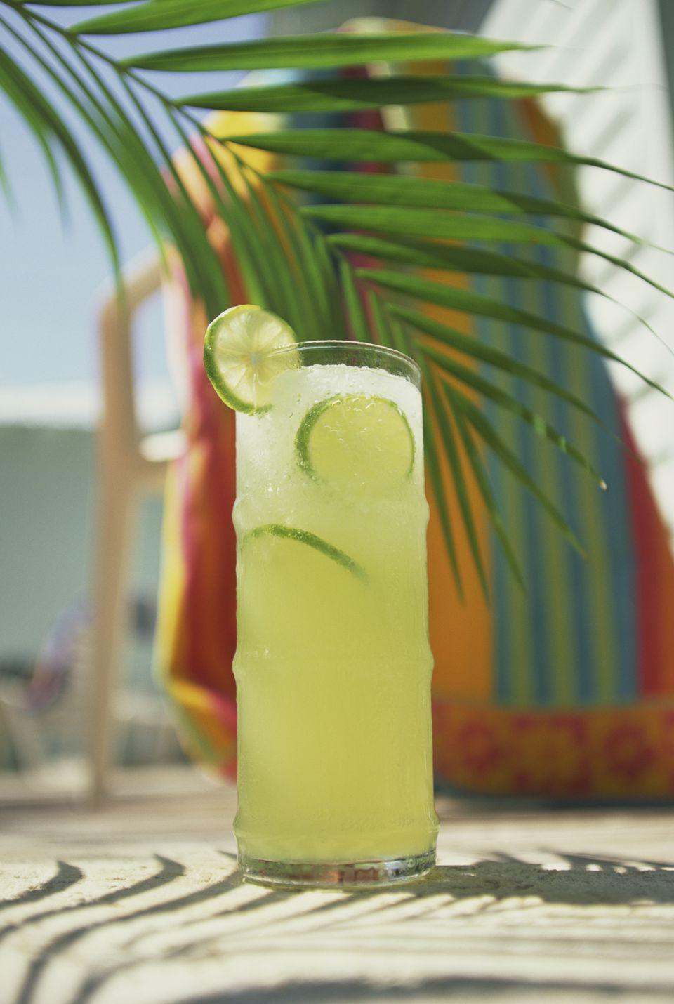 Caribbean Lemonade