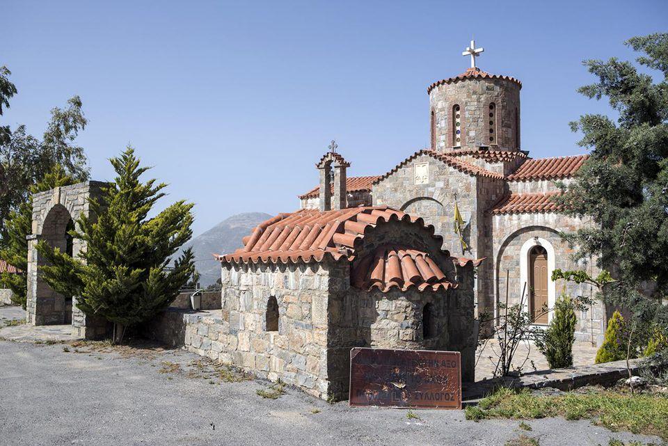 Church Crete Greece