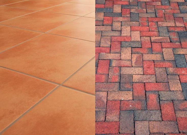 Brick Versus Ceramic Tile Flooring