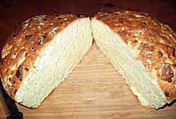 Cheese Casserole Bread Recipe