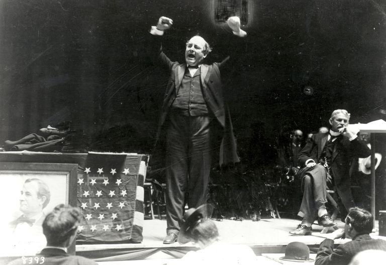 orator - William Jennings Bryan