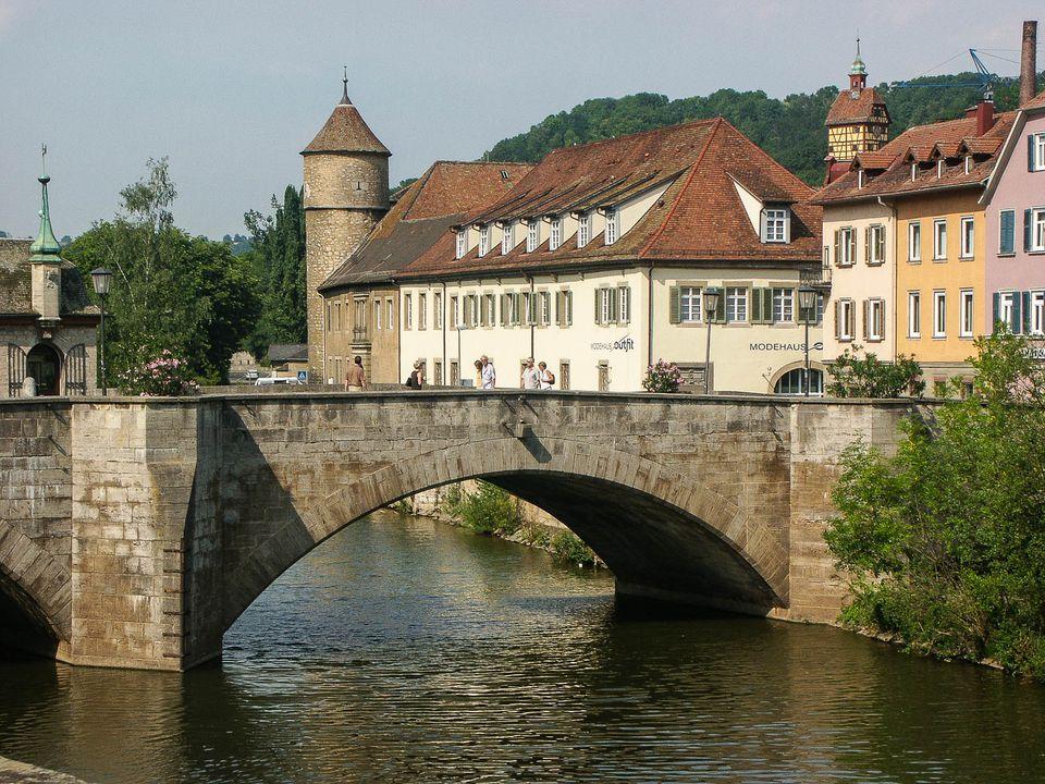 Schwabish hall germany travel and tourism guide - Gunst mobelhaus schwabisch hall ...