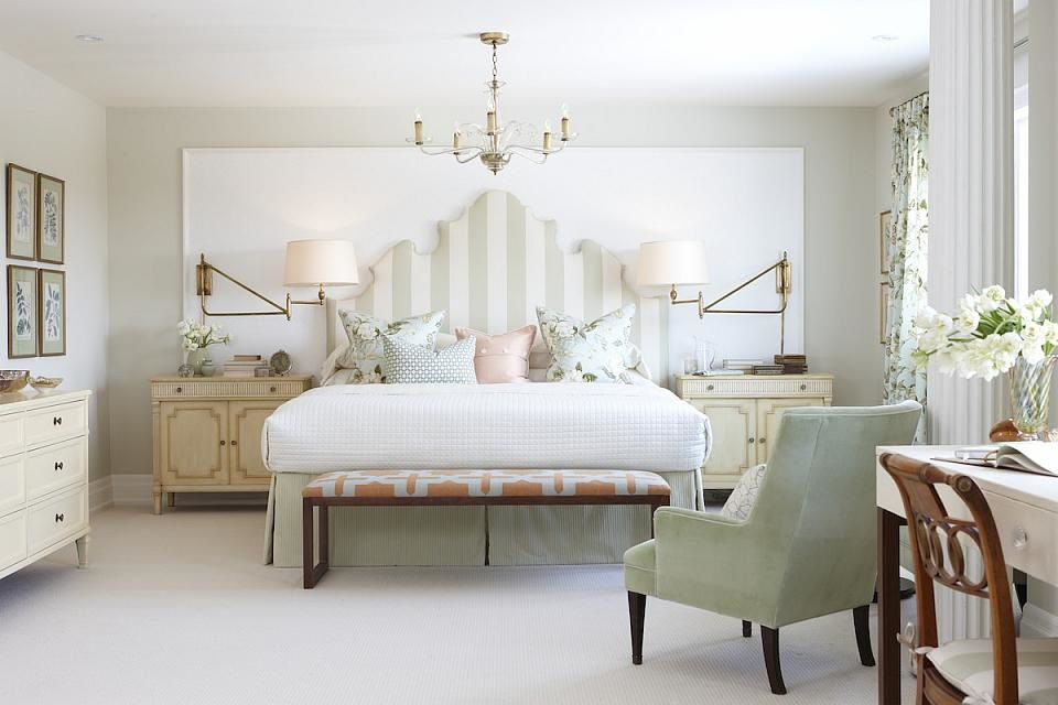 New Traditional Bedroom Style