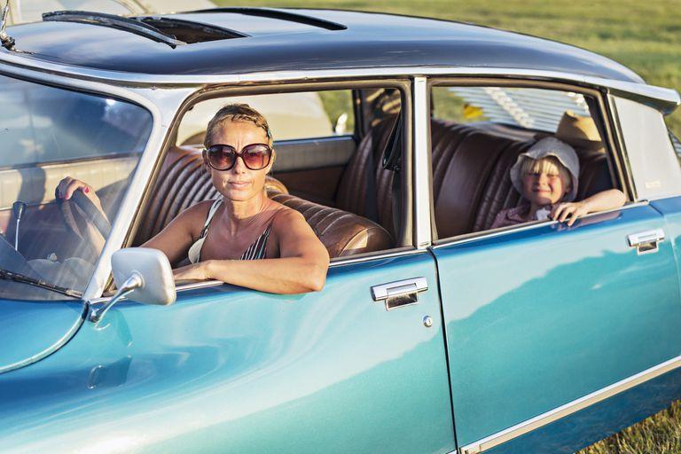 back seat classic