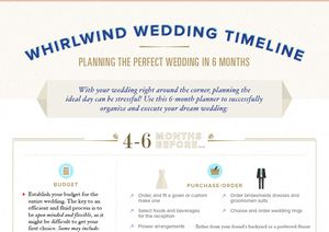 11 free printable checklists for your wedding timeline a blue and tan wedding checklist junglespirit Image collections