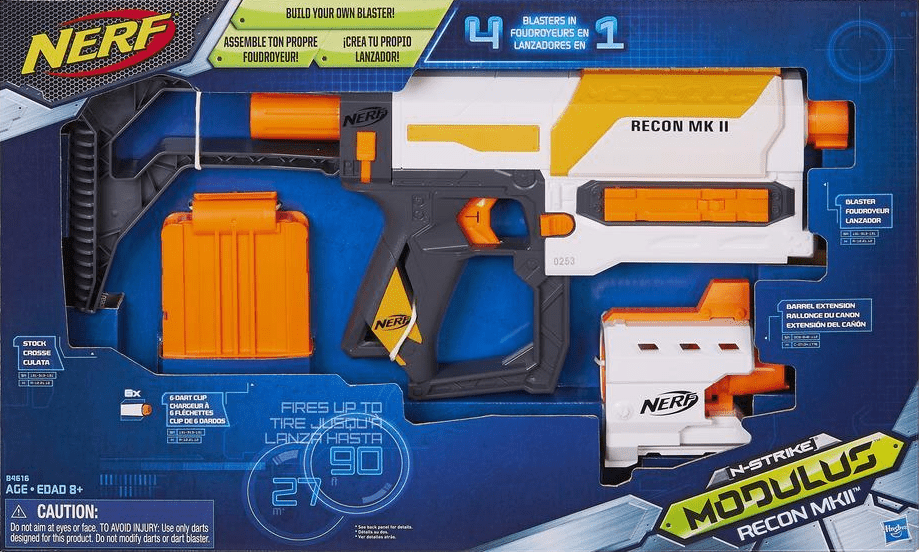 Nerf Modulus Recon MKII Package