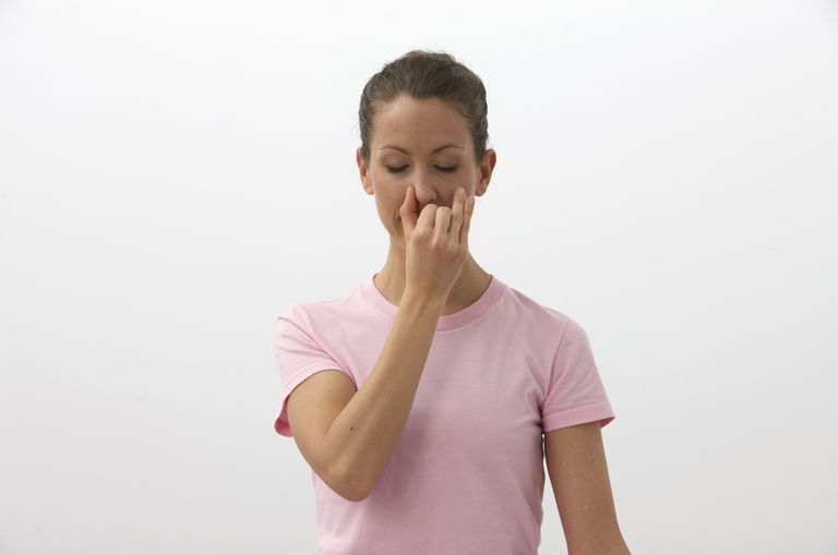 Alternate Nostril Breathing - Nadi Shodhana