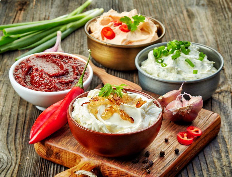Dips and Spreads are Perfect for Any Get Together