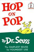 Printable seuss worksheets and coloring sheets for Hop on pop coloring pages