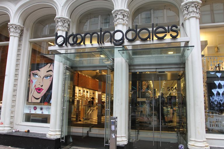 Free wedding registry gifts and bonuses bloomingdales wedding registry gifts bloomingdales storefront in soho junglespirit Image collections