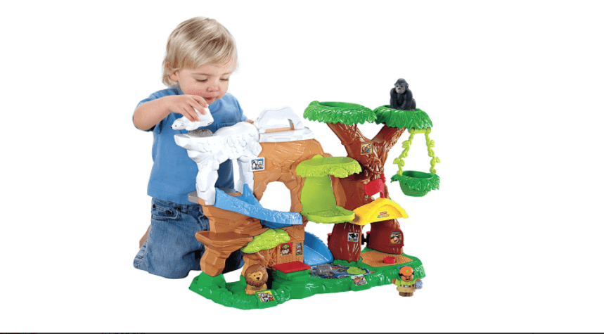 Top 10 Fisher Price Little People Toy Sets