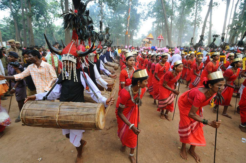 Dussehra Festival in Jagdalpur