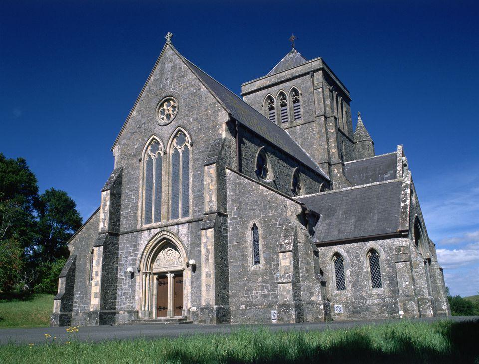 Kilmore Church, a Church of Ireland building, in Cavan, Ireland.