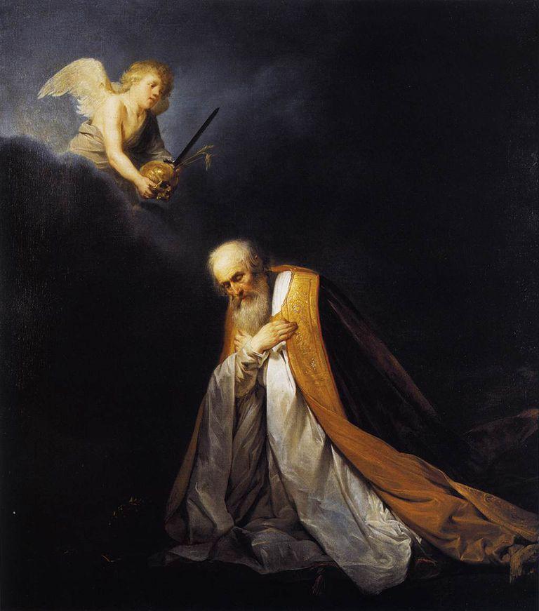 King David in Prayer, by Pieter de Grebber (c. 1640)