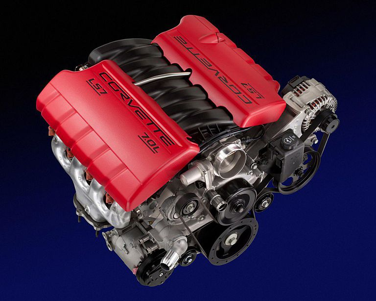 Corvettes Owners Ls7 Engine Problems And The 'wiggle Test'